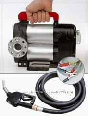 Качественные насосы 12, 24 Вольт от 35л до 85лмин для дизтоплива, бензина,