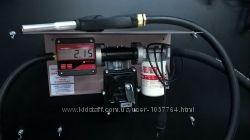 Мини АЗС 220В 50лмин для перекачки бензина с насосом ЕХ50 PIUSI Италия