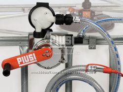Роторный ручной насос для AdBlue мочевины, карбамида на еврокуб