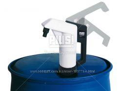 Насос ручной поршневой для adblue PIUSI Италия, Piston hand pump