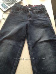 Продам стильные темно серые джинсы