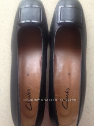 Туфли CLARKS классические для деловой леди