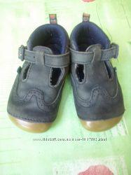 Мокасины туфельки, кроссовки Start-rite из натуральной кожи, р. 19, 5