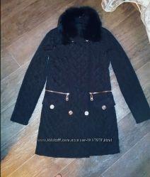 Зимняя куртка-пальто, р. SM