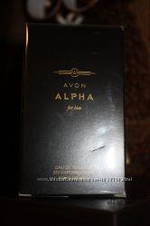 Alpha от Avon для него