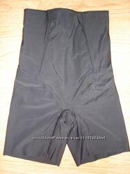 Утягивающее корректирующее белье шорты черного цвета бесшовные