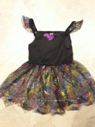 Платье сарафан на Halloween 3-4 года