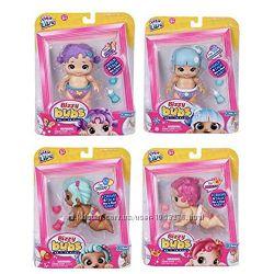 Інтерактивна лялька Bizzy Bubs,  Polly Petals,  Primmy-повзає, ходить, гово