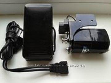 электропривод бытового оверлока   GN 1-1D 180 ватт