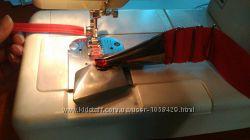 Окантователь  в 4 сложения для бытовых швейных машин накладной