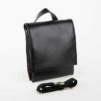 Мужская сумка Bred с клапаном