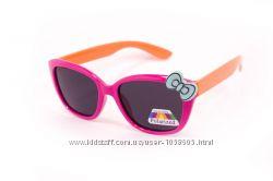 Детские солнцезащитные очки с защитной пленкой polarized