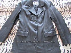 Курточка  пиджак натуральная кожа