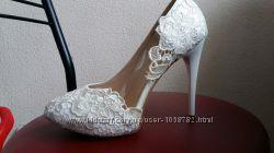 Нарядные туфли Esfrella.