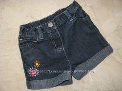 1-2года Шорты джинсовые Cherokee