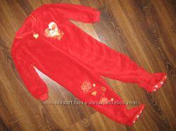2-3года Пижама слип теплая MothercareМазекеа