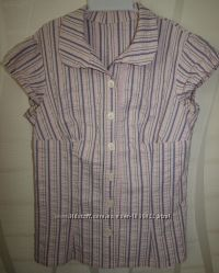 Летняя  блуза , блузка рост 140-146 см