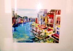 Картины на заказ. Роспись стен. Венеция. Незабываемый вечер