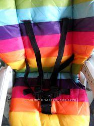 Новые ремни безопасности для стульчика, в коляску, ремни на стульчик