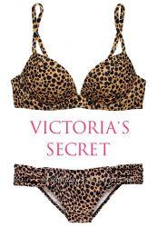 Новый купальник Victoria&acutes Secret 36C плавки М