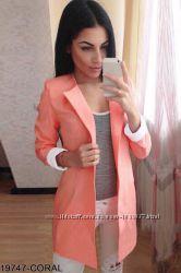 Новый пиджак- тренч 50 размер