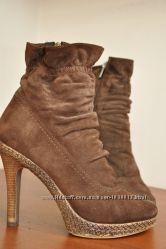 осенне-весенние ботинки