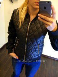 Женская куртка стеганка - новинка  с 42 по 52 размер