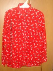 Рубашка-блуза bonprix