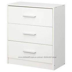 Ikea Икеа Vigrestad Комод с 3 ящиками