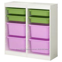 Ikea Икеа Труфаст Комбинация для хранения. Есть разные цвета и размеры