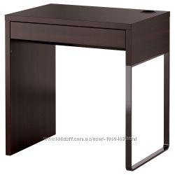 Ikea Икеа МИККЕ Письменный стол. Есть разные цвета, смотреть фото
