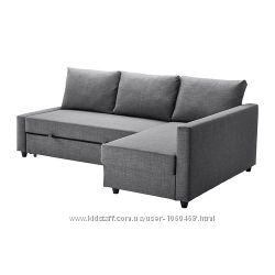 Ikea Икеа ФРИХЕТЭН Диван-кровать 3-местный. Есть разные цвета