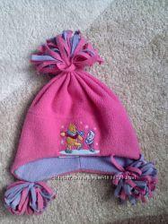 шапочка теплая