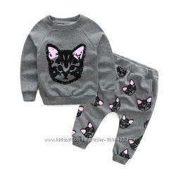 костюмы с  кошками 3, 4 , 5, 6 лет