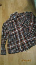 Сорочка байкова для хлопчика