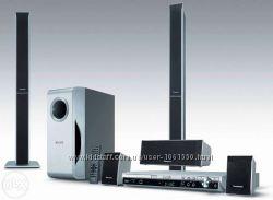 Продаю домашній кінотеатр Panasonic SC-PT250 з функцією караоке