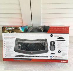 Беспроводной набор Microsoft Wireless Entertainment Desktop 7000