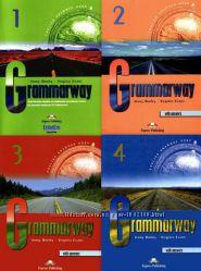 Учебники Grammarway 1-4 уровень копии