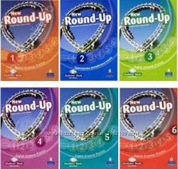 New Round Up Starter 1-6 уровни, цветная печать
