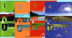Учебник Grammarway 1-4 цветная печать