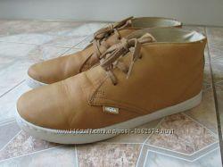 Кожаные ботинки Buffalo, р. 38 UK 5 US 6, по стельке 24, 3-24, 5