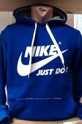 Толстовка  Nike с капюшоном