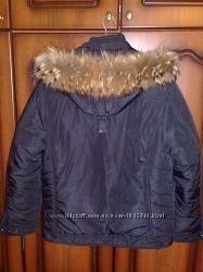 Куртка деми-зима состояние новой
