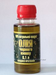 Масло Черного тмина холодного отжима 100 мл от производителя