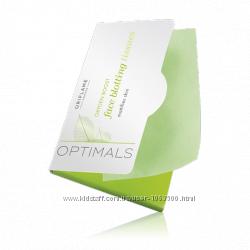 Матирующие салфетки для лица Оптимальное очищение Орифлейм