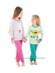 Детские пижамы, сорочки Wiktoria, Taro 100 хлопок Польша    р. 92-170