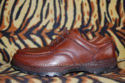 Туфли CLARKS р. 43, 5 original CAMBODIA