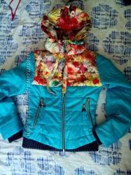 почти новая курточка