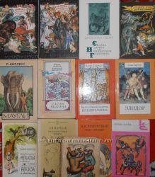 Книги - сказки  Маугли, детективы, романы, диеты, боевик, философия