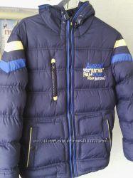 Очень тёплая зимняя куртка для подростка
